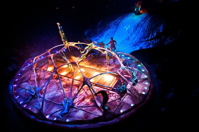 進化したシルク・ドゥ・ソレイユ、ここにあり!『ダイハツ トーテム』来年2月開幕