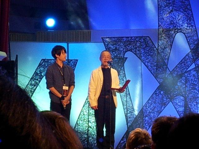 串田和美が欧州3大演劇祭の一つ、シビウ国際演劇祭で『ウォーク・オブ・フェイム』を受賞
