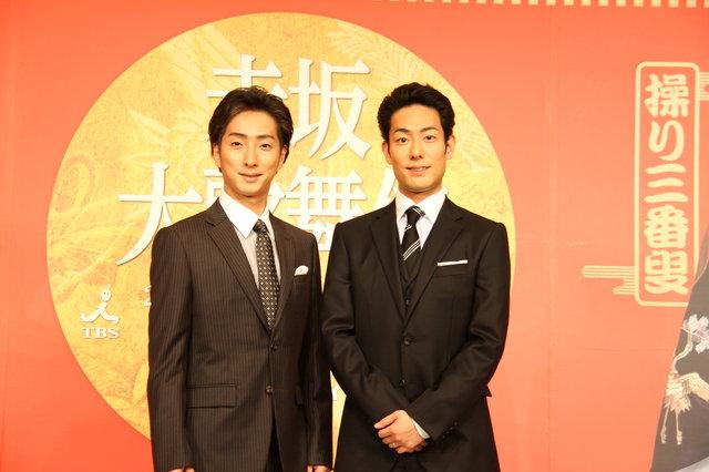 4度目の『赤坂大歌舞伎』!中村勘九郎・七之助兄弟、古典で赤坂に挑む
