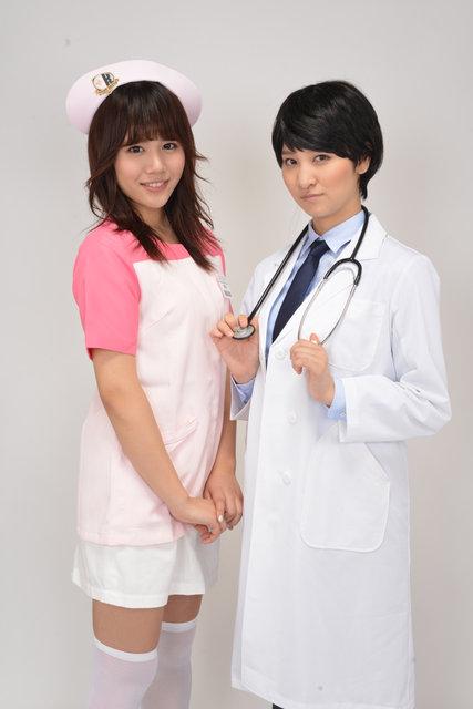 元SKE48メンバーがW主演!舞台『ドリームレスキュー・言うことナース!』7月上演開始