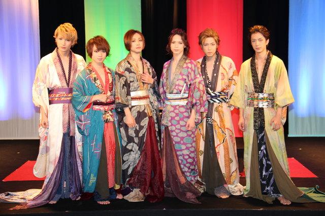 「オープニングから女性ファンを落とす!」東京凱旋公演『ハンサム落語 第六幕』会見