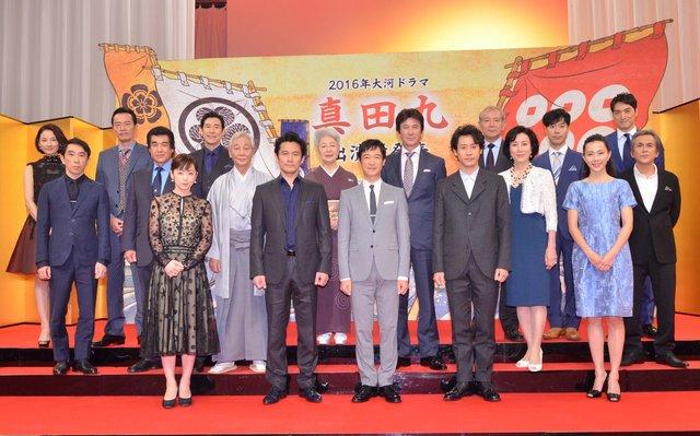 2016年NHK大河ドラマ『真田丸』