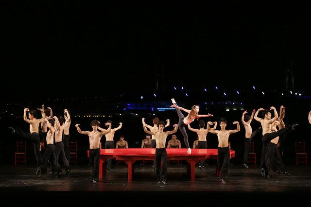 横浜ベイサイドバレエ『ボレロ』