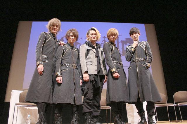 ファン歓喜のサプライズ発表が!『メサイア―影青ノ章―』DVD購入者限定イベント公式レポート