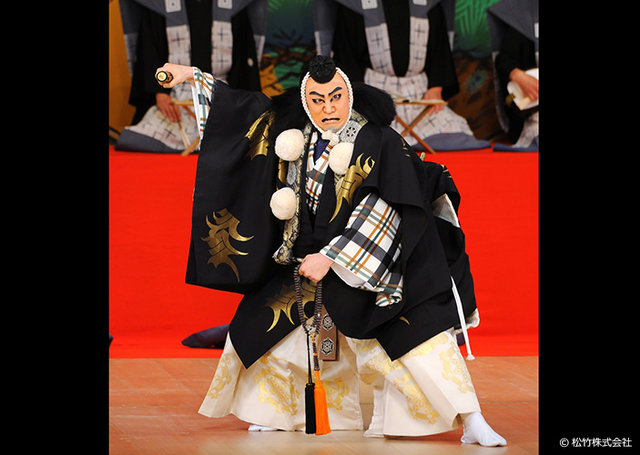 8月特選歌舞伎『勧進帳』