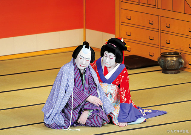 8月特選歌舞伎『恋飛脚大和往来~封印切』