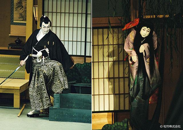 8月特選歌舞伎『播州皿屋敷』