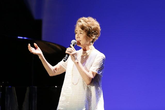 倍賞千恵子『チームスマイル・いわき PIT』