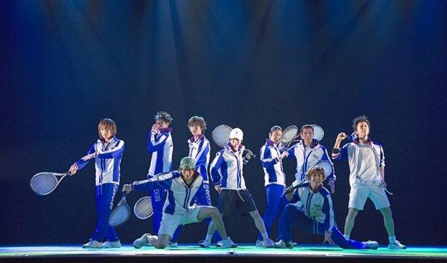 夏休みは朝練!ミュージカル『テニスの王子様』2ndシーズン、WOWOWで一挙リピート放送!!