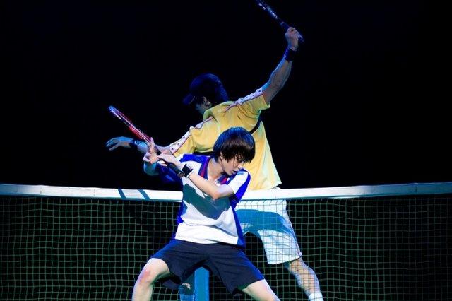 夏休みミュージカル『テニスの王子様』2ndシーズン一挙放送 朝練!