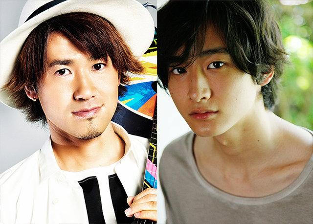 ナオト・インティライミ、小関裕太のW主演でミュージカル『DNA-SHARAKU』上演決定!