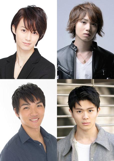 舞台『弱虫ペダル』IRREGULAR~2つの頂上~ 追加キャスト&新キャラクターを発表!