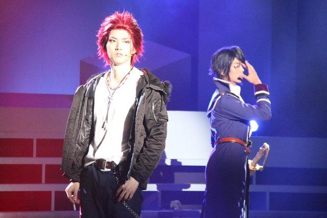 舞台『K』第二章-AROUSAL OF KING-