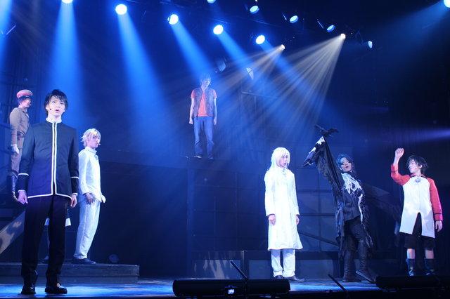 壮大な運命の物語が幕を開ける!ミュージカル『八犬伝―東方八犬異聞―』 公開ゲネプロ