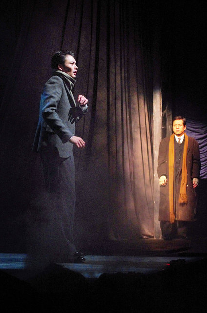 岡田将生&勝村政信で7年ぶりに上演!英国発ゴシック・ホラーの決定版『ウーマン・イン・ブラック』観劇レポート