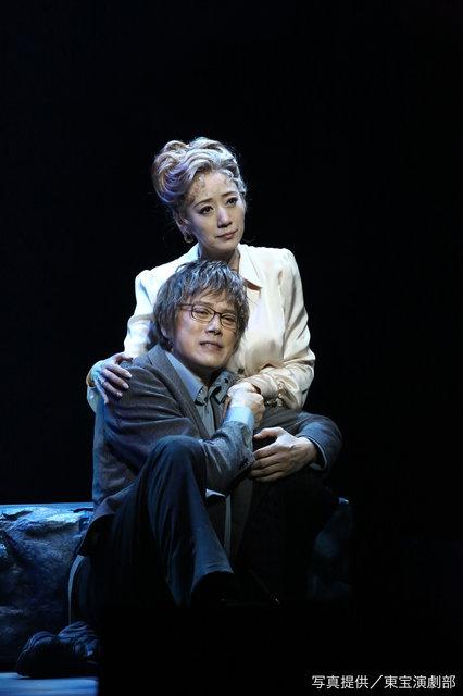 山口祐一郎×涼風真世 10代の恋の衝撃的な結末とは…!ミュージカル『貴婦人の訪問』観劇レポート