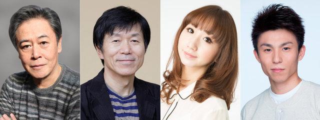 風間杜夫&平田満が33年ぶりに名コンビ結成!舞台『熱海殺人事件』12月開幕
