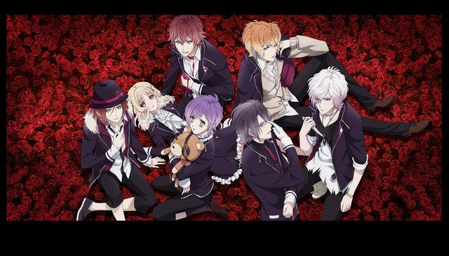 ドS吸血鬼シリーズがアニメから舞台へ!舞台『DIABOLIK LOVERS』いよいよ開幕