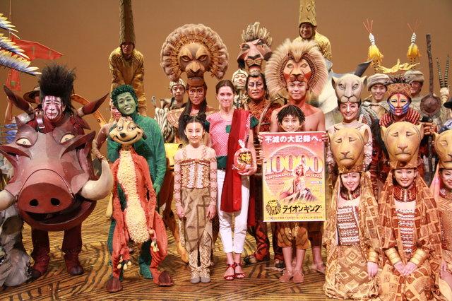 大ヒットミュージカル『ライオンキング』を手掛けたジュリー・テイモア、15年ぶりの来日!