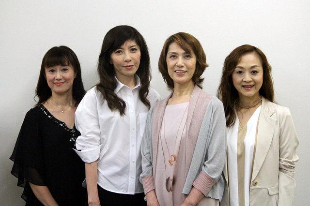 宝塚OGが夢の共演『SUPER GIFT!』剣幸ら「当時と同じ雰囲気になる」