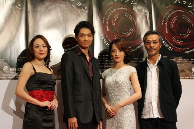 井上芳雄、今年のテーマは「セクシー」!ミュージカル『パッション』制作発表レポート