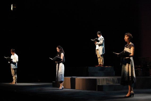 小野大輔、樹里咲穂らが歌と朗読で紡ぐ物語『7seconds~決断の瞬間まであと7秒~』上演