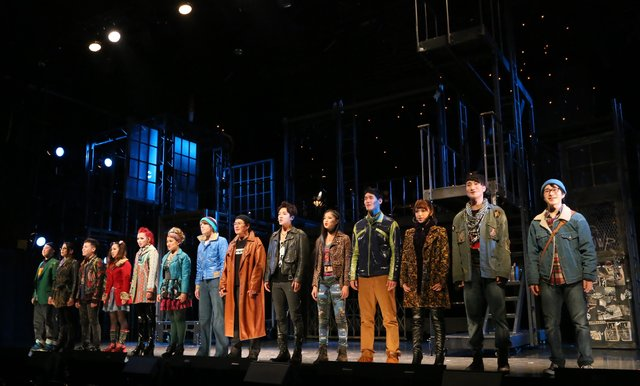 """村井良大×ユナク出演 『RENT』開幕レポート!""""今、この瞬間""""を生きる!"""