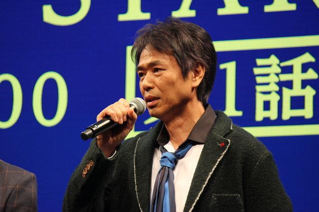時任三郎『連続ドラマW 海に降る』