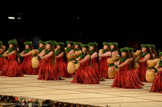 『フェスティバル・ナ・ヒヴァヒヴァ・ハワイ 2015』