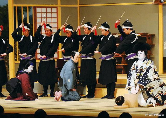 シリーズ『菅原伝授手習鑑』が最終回!再放送も見逃せない!!11月の衛星劇場特選歌舞伎