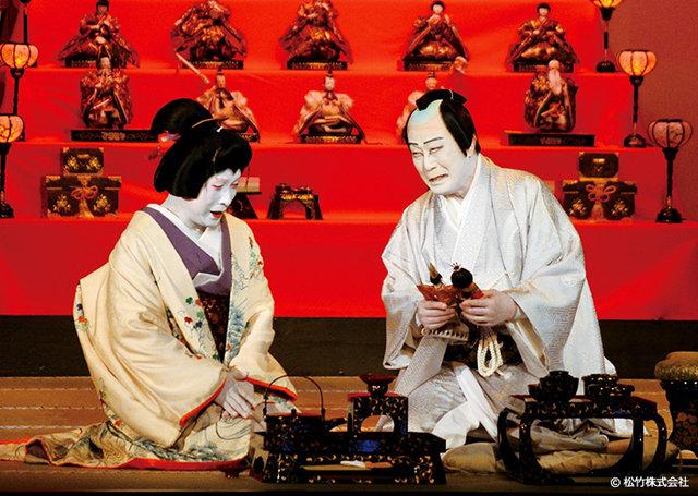11月衛星劇場特選歌舞伎『井伊大老』