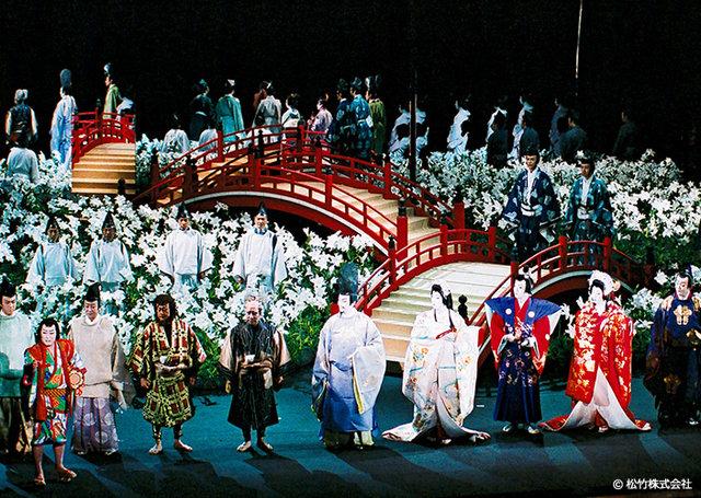11月衛星劇場特選歌舞伎『NINAGAWA 十二夜』