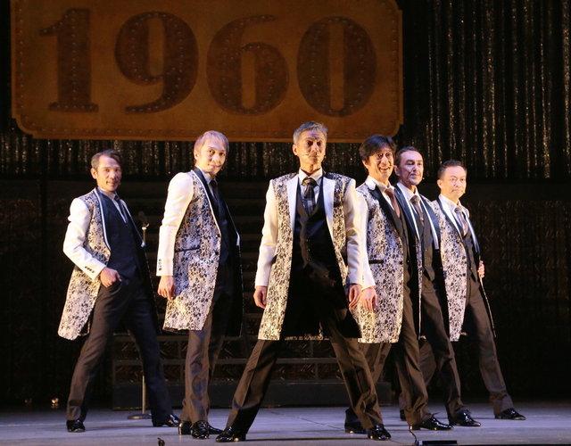 THE CONVOY SHOW 『1960』開幕!6年ぶりの劇場公演にキャストからコメント到着