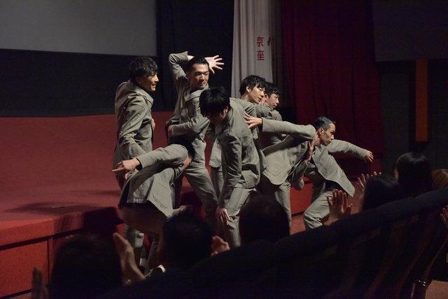 ダンスカンパニー・DAZZLE『二重ノ裁ク者』 DVD発売記念プレミアム上映会レポート