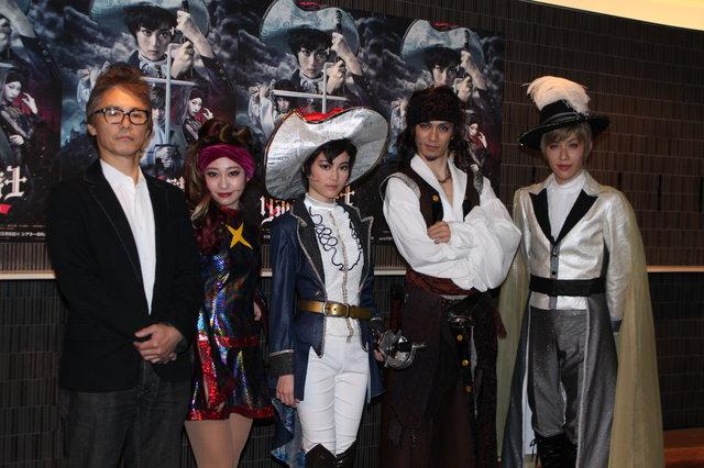 なかよし60周年記念公演 ミュージカル「リボンの騎士」開幕!サファイア役・生田絵梨花、見どころは「スイッチの切り替え」