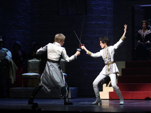 なかよし60周年記念公演 ミュージカル「リボンの騎士」ゲネプロ