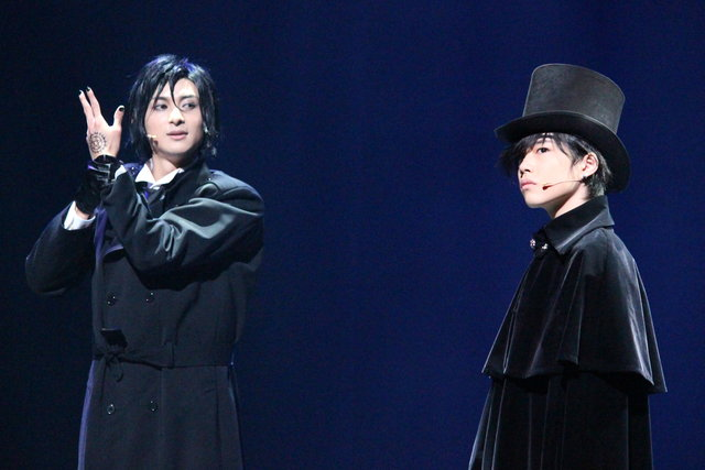 ミュージカル『黒執事』2015レポート