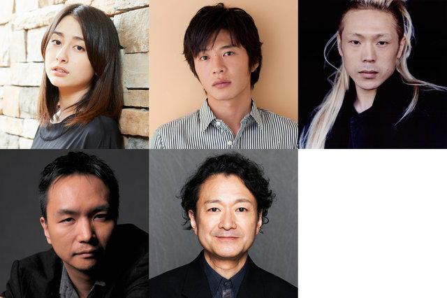 白井晃×長塚圭史が強力タッグ!舞台『夢の劇-ドリーム・プレイ-』2016年4月上演決定