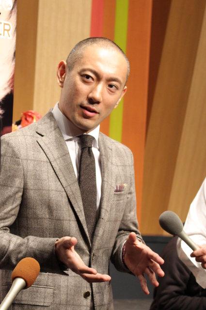 市川海老蔵『GRAND JAPAN THEATER』製作発表_3