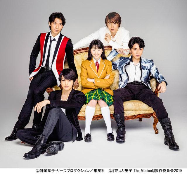 『花より男子 The Musical』本間昭光ライブサプライズ出演_3