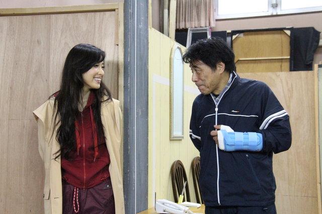 『女学生とムッシュ・アンリ』稽古場レポート_4