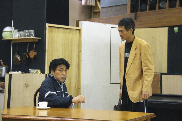 『女学生とムッシュ・アンリ』稽古場レポート_6