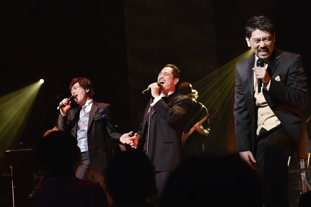 『cube 三銃士Mon STARS CONCERT』前回公演_2