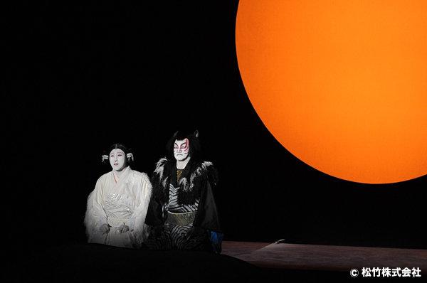 12月衛星劇場特選歌舞伎