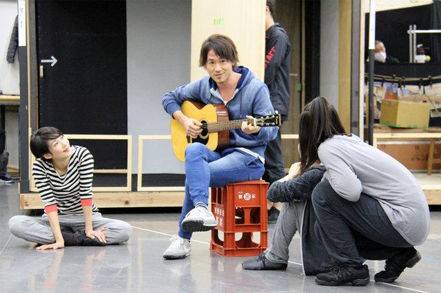 『DNA-SHARAKU』公開稽古_2
