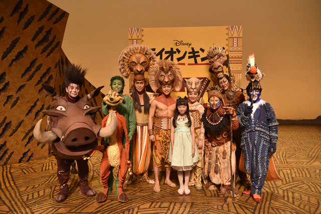 『ライオンキング』東京公演17周年_2