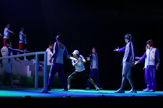 ミュージカル『テニスの王子様』3rdシーズン 青学(せいがく)vs山吹ゲネプロ_2