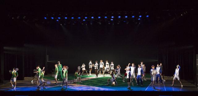 ミュージカル『テニスの王子様』3rdシーズン 青学(せいがく)vs山吹ゲネプロ_5