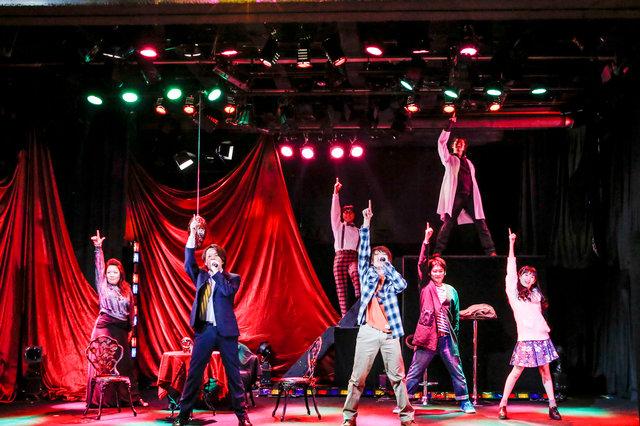 ピクピクン☆&星屑輝矢W主演の舞台『しあわせ荘なひとたち』がスタート