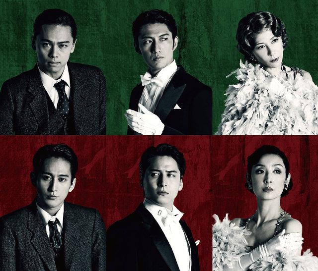 2016年4月、東名阪で上演!ミュージカル『グランドホテル』演出家トム・サザーランドが中川晃教&成河に寄せる期待
